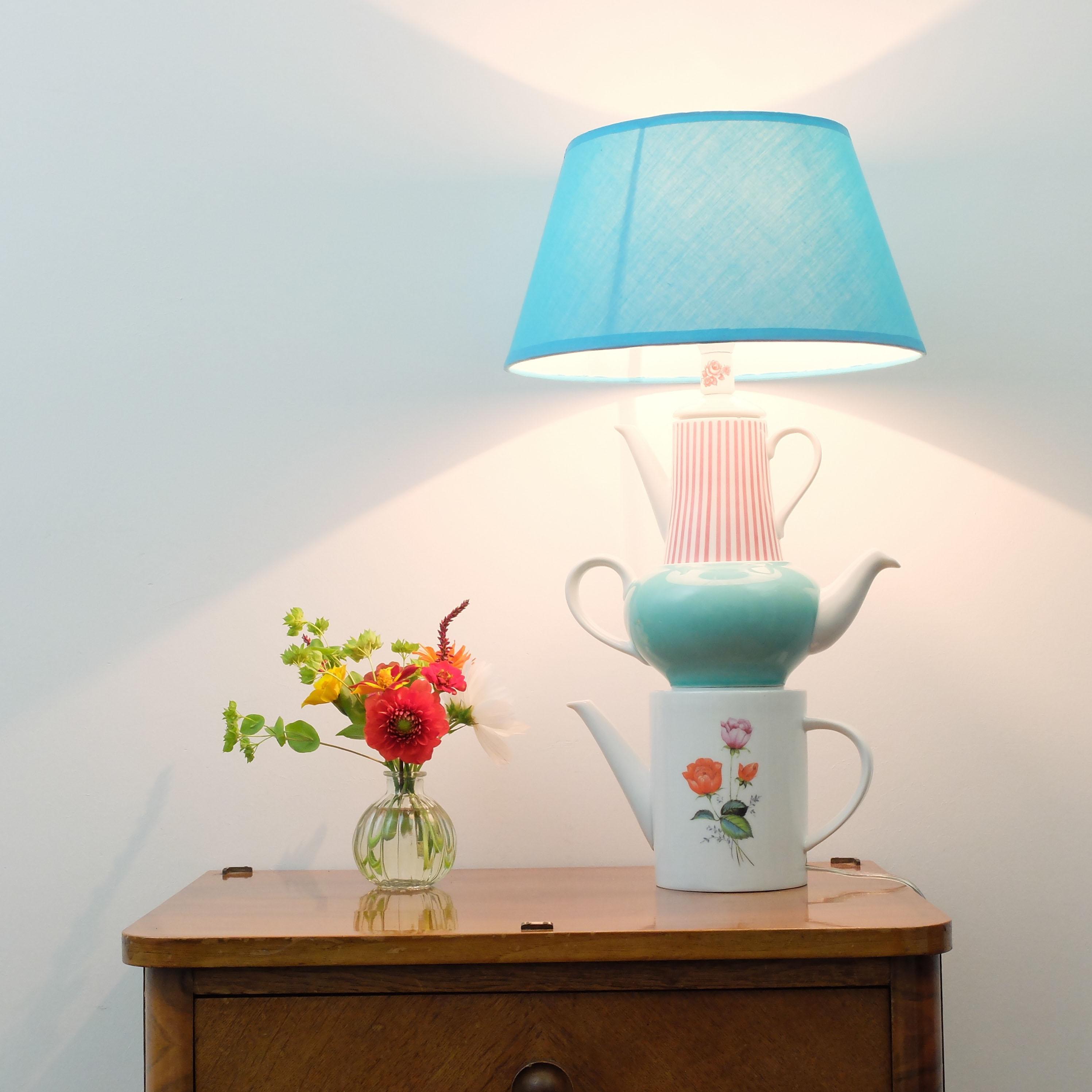 Theepottenlamp